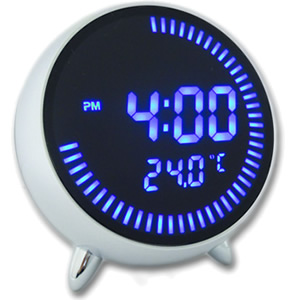 led-maru-clock